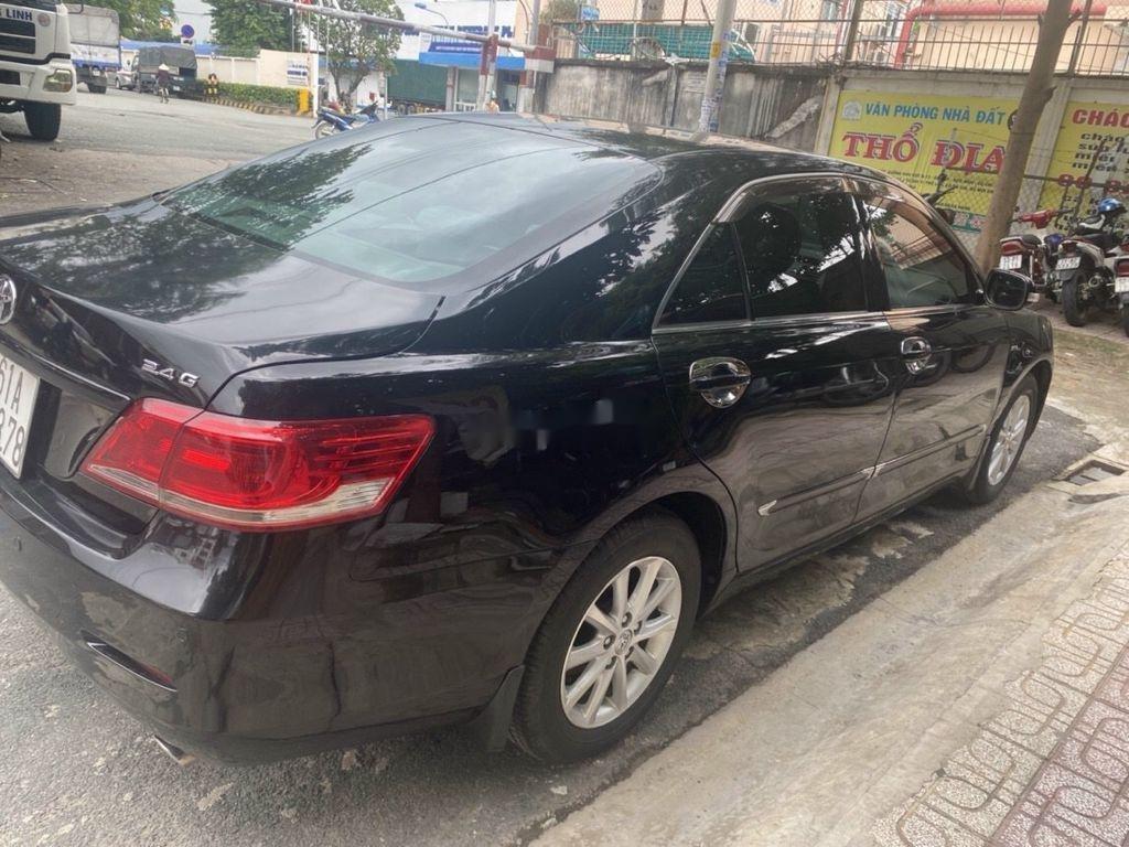Bán Toyota Camry đời 2011, màu đen số tự động (5)