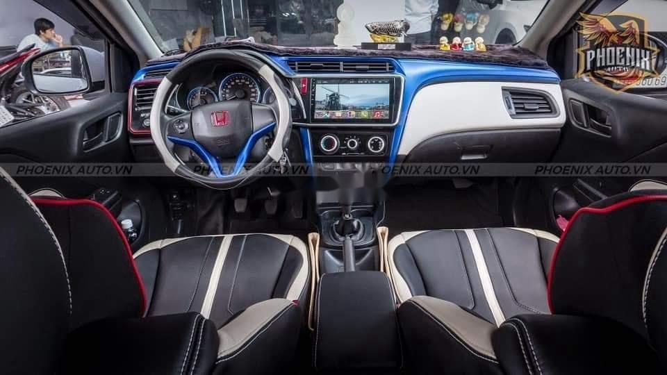 Bán Honda City năm sản xuất 2017, nhập khẩu nguyên chiếc còn mới (6)