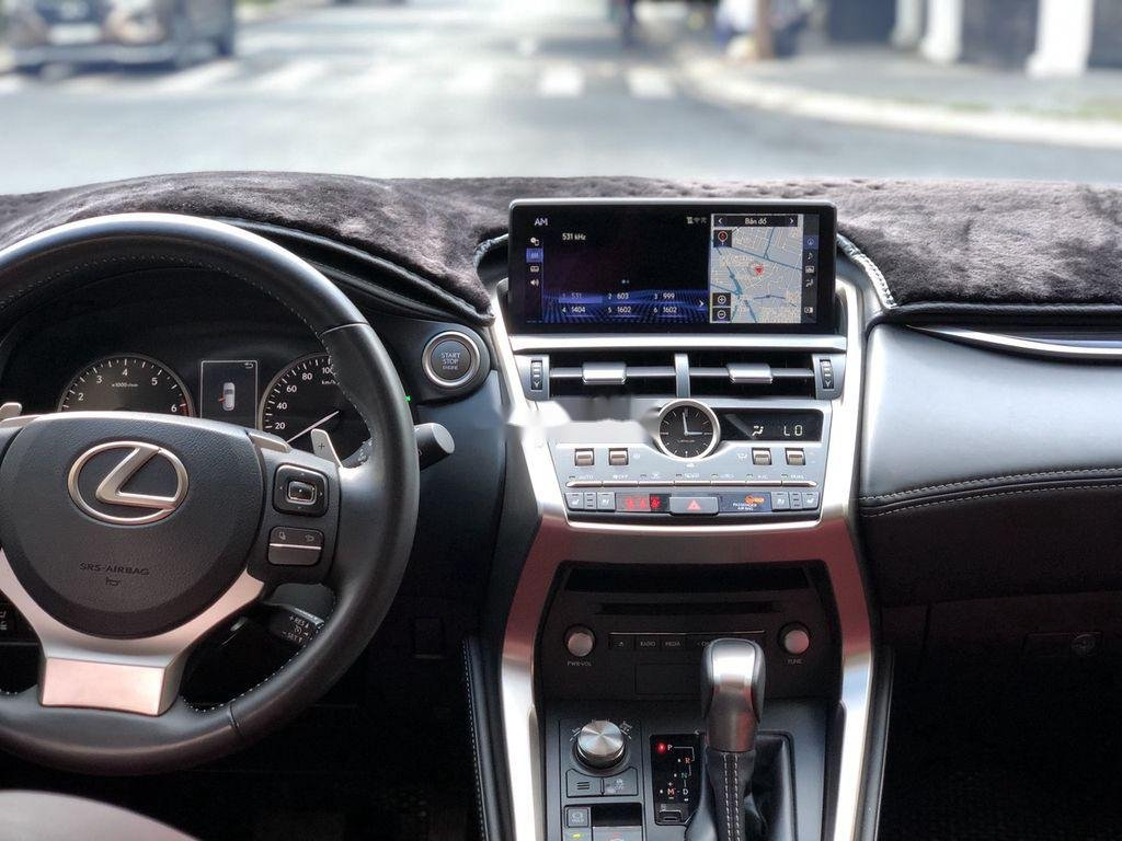 Bán Lexus NX năm sản xuất 2019, xe nhập còn mới, xe máy móc còn mới nguyên chạy mướt (11)