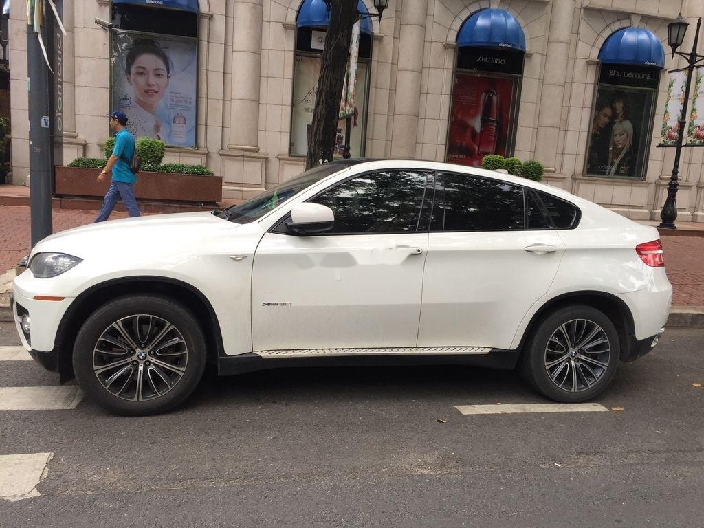 Bán BMW X6 đời 2009, màu trắng, nhập khẩu, bản full đồ (2)