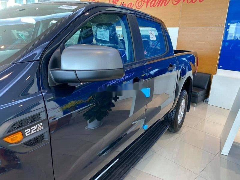 Bán Ford Ranger 2020, màu xanh lam, nhập khẩu nguyên chiếc, nhiều ưu đãi (4)