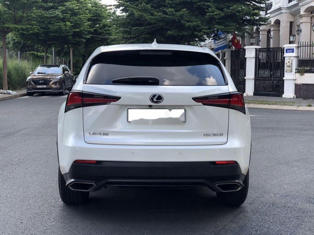 Bán Lexus NX năm sản xuất 2019, xe nhập còn mới, xe máy móc còn mới nguyên chạy mướt (4)