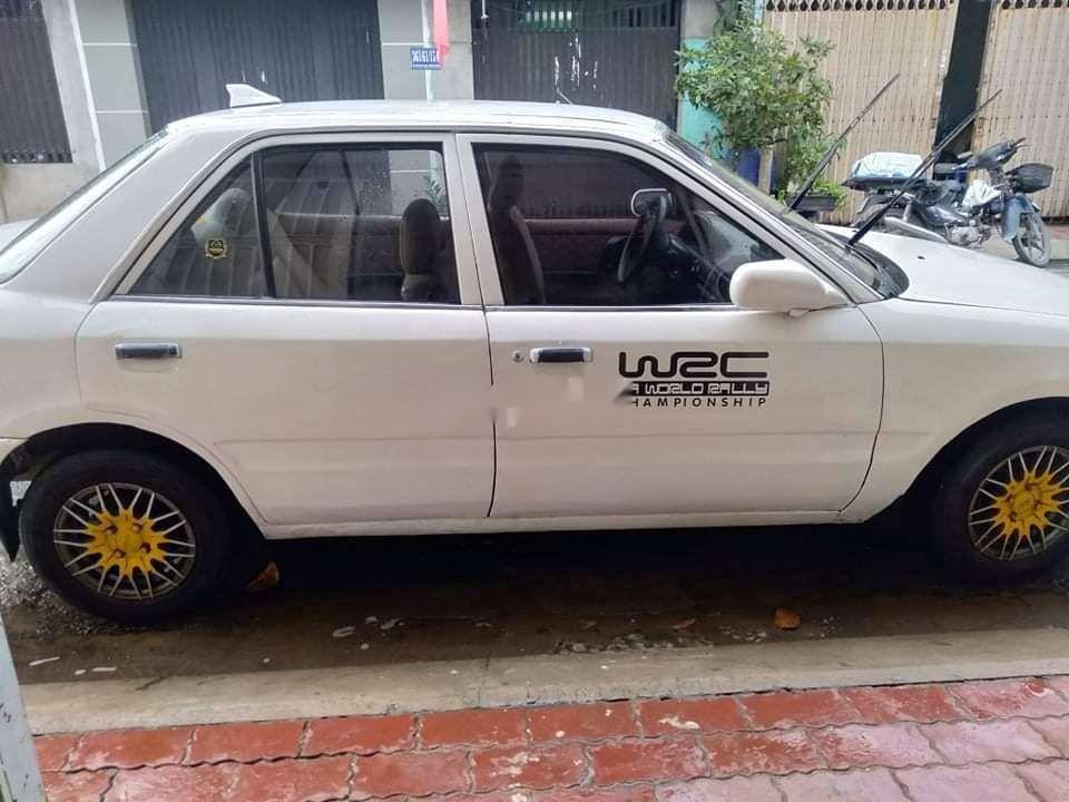 Bán Mazda 323 đời 1995, màu trắng, nhập khẩu nguyên chiếc (1)