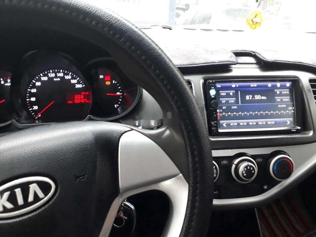 Bán xe Kia Morning MT sản xuất năm 2012, xe chính chủ gia đình còn mới, động cơ tốt (5)