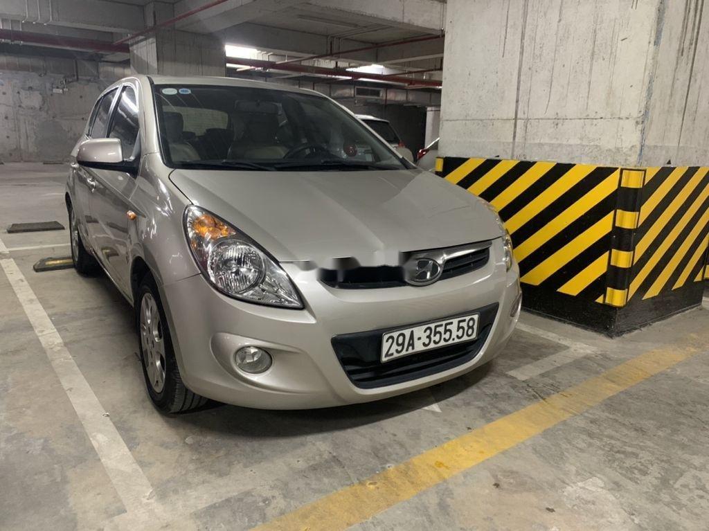 Cần bán xe Hyundai i20 đời 2011, màu bạc, xe nhập (5)
