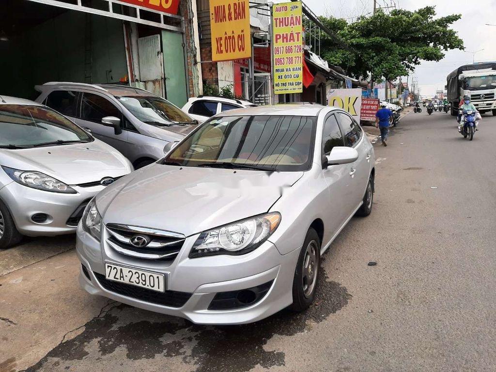 Bán Hyundai Elantra năm sản xuất 2009, nhập khẩu còn mới (2)