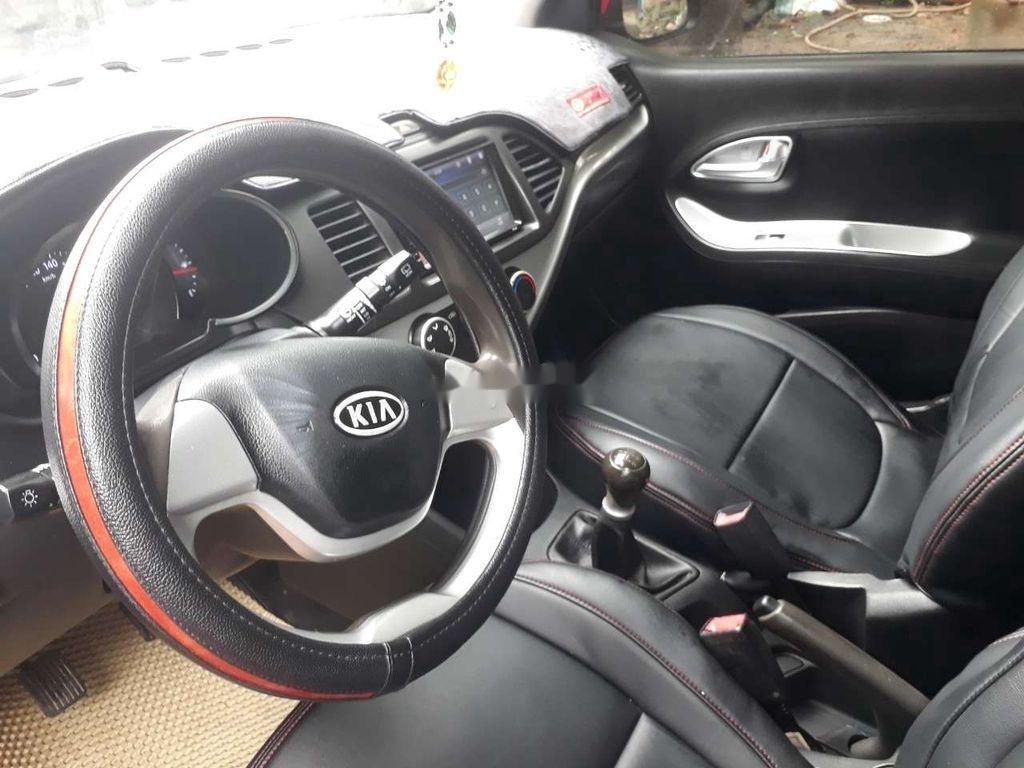 Bán xe Kia Morning MT sản xuất năm 2012, xe chính chủ gia đình còn mới, động cơ tốt (8)
