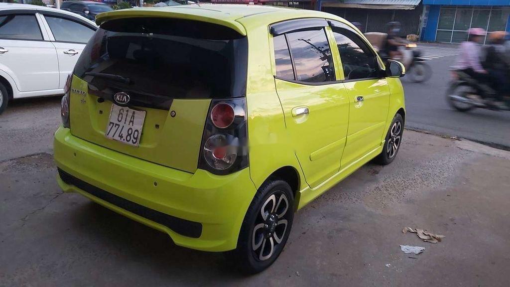 Cần bán Kia Morning 2009, màu vàng chanh, nhập khẩu nguyên chiếc (6)