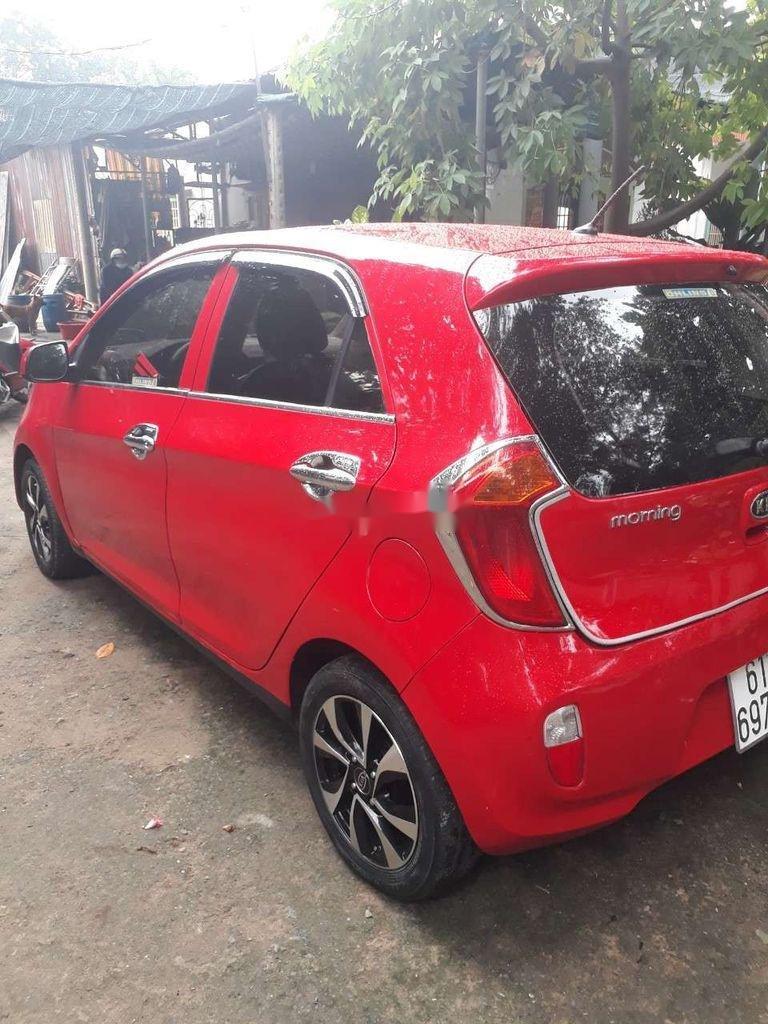 Bán xe Kia Morning MT sản xuất năm 2012, xe chính chủ gia đình còn mới, động cơ tốt (6)