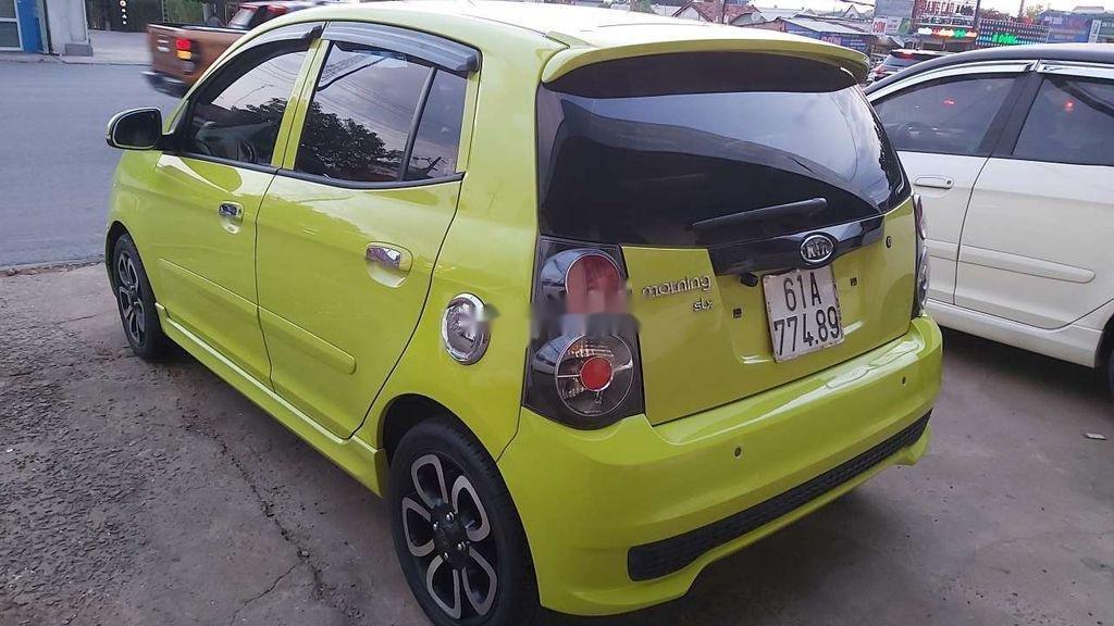Cần bán Kia Morning 2009, màu vàng chanh, nhập khẩu nguyên chiếc (7)