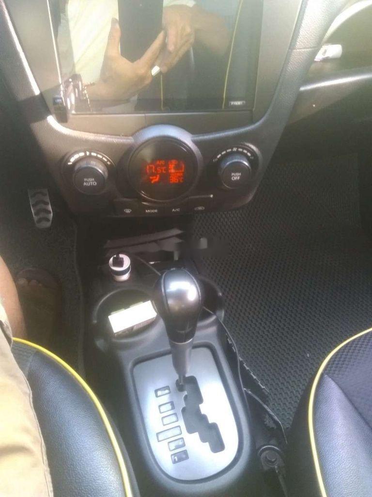 Bán ô tô Kia Morning sản xuất 2009, màu vàng, xe nhập  (7)