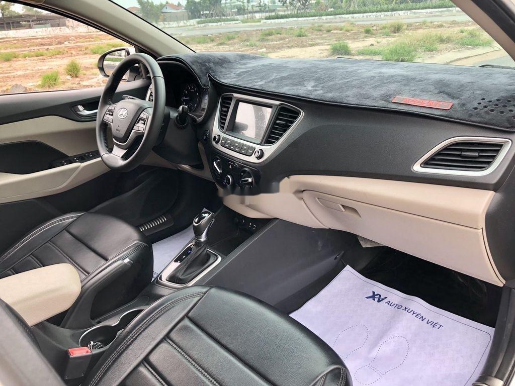 Bán xe Hyundai Accent 2019, màu trắng (8)