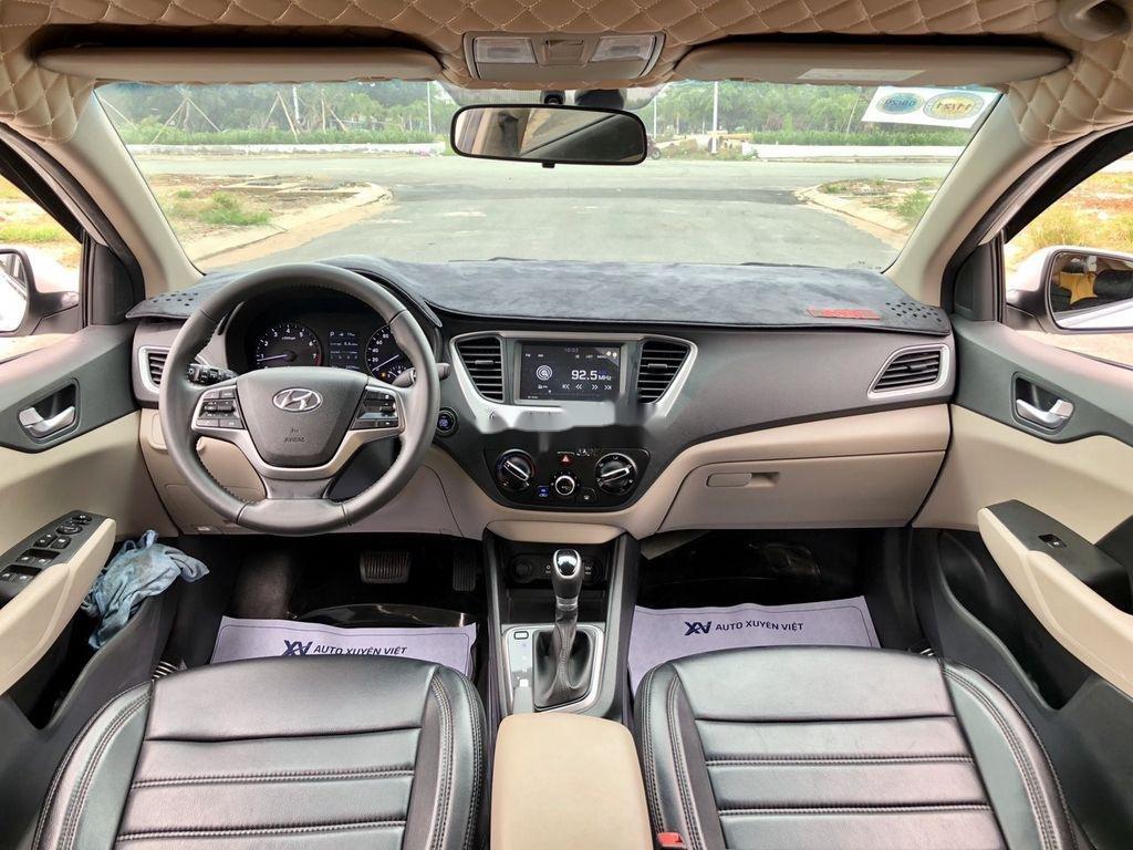 Bán xe Hyundai Accent 2019, màu trắng (7)