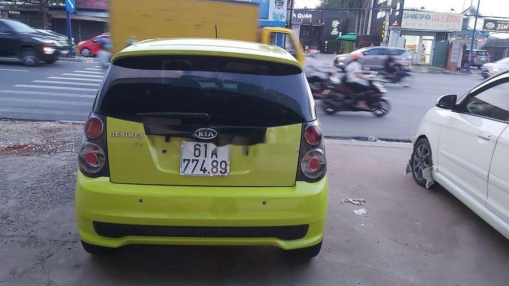 Cần bán Kia Morning 2009, màu vàng chanh, nhập khẩu nguyên chiếc (12)