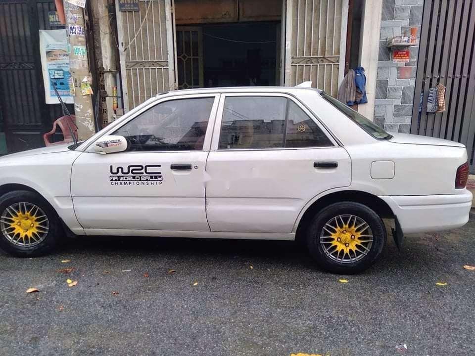 Bán Mazda 323 đời 1995, màu trắng, nhập khẩu nguyên chiếc (6)
