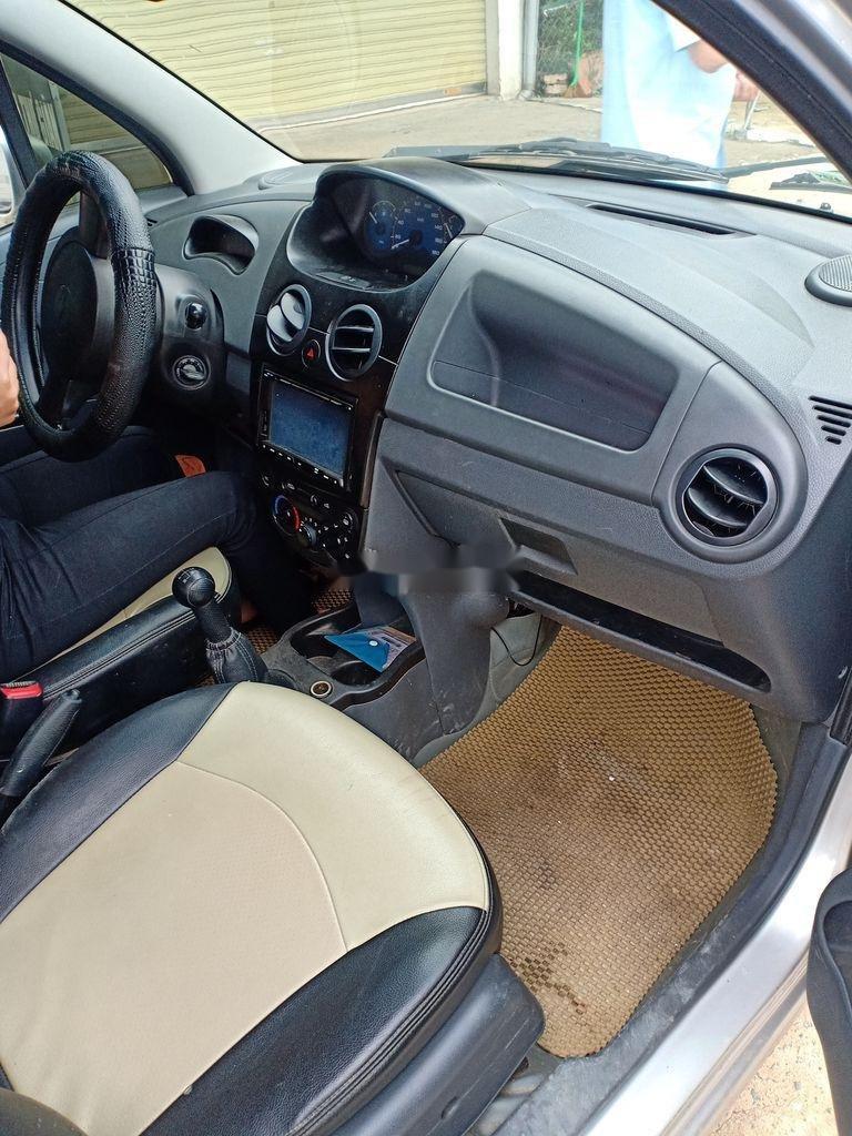 Cần bán xe Chevrolet Spark Van năm 2009, màu bạc, 75tr (5)