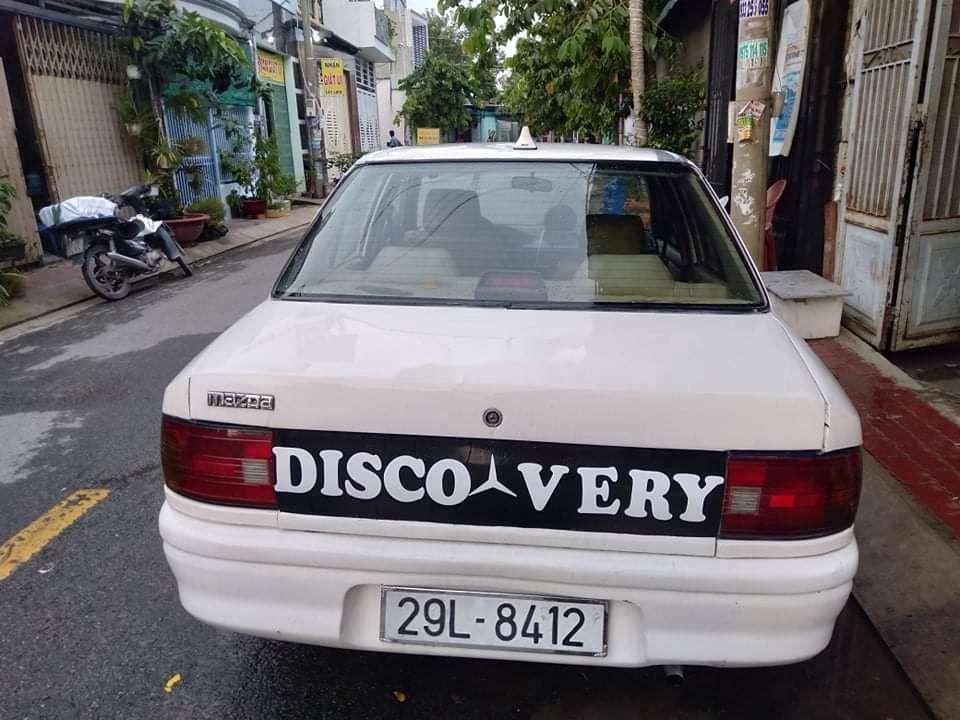 Bán Mazda 323 đời 1995, màu trắng, nhập khẩu nguyên chiếc (5)