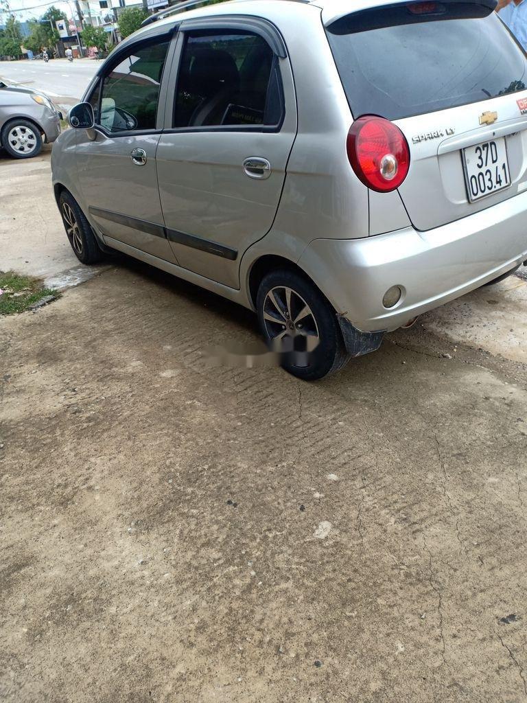 Cần bán xe Chevrolet Spark Van năm 2009, màu bạc, 75tr (2)