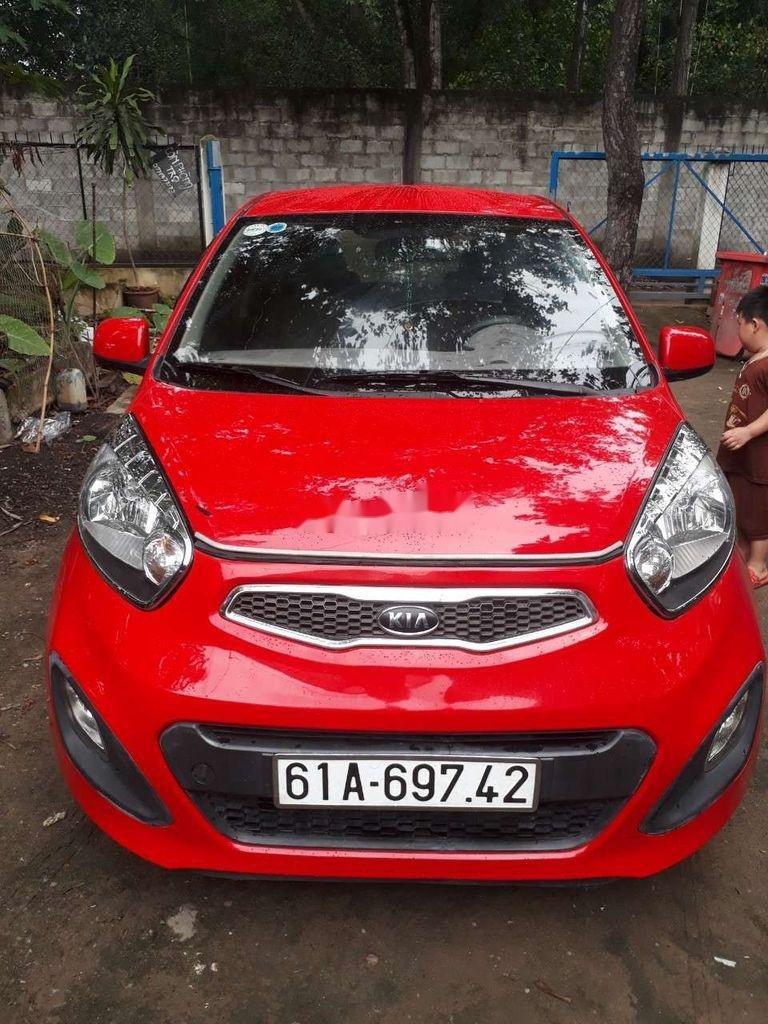 Bán xe Kia Morning MT sản xuất năm 2012, xe chính chủ gia đình còn mới, động cơ tốt (1)