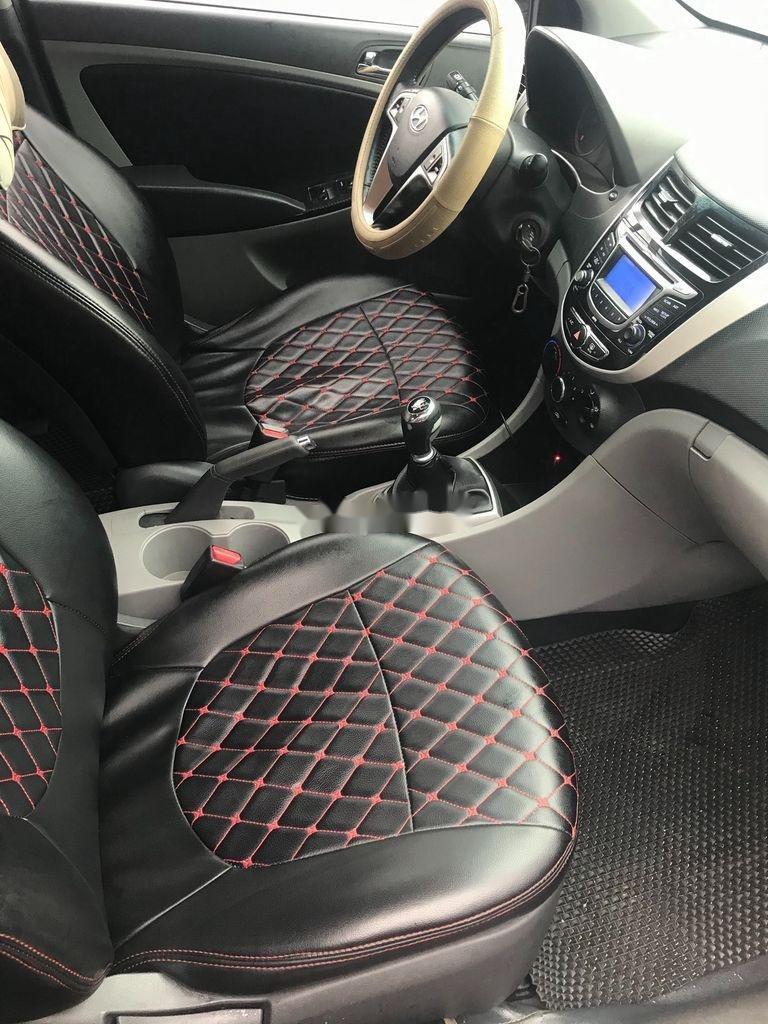 Bán ô tô Hyundai Accent sản xuất năm 2011, màu xám, nhập khẩu  (6)