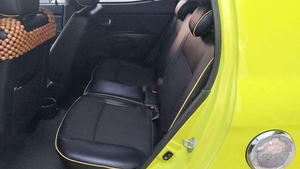 Cần bán Kia Morning 2009, màu vàng chanh, nhập khẩu nguyên chiếc (11)