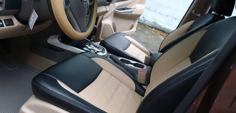 Chính chủ cần bán Nissan Navara Premium EL đời 2019, màu nâu (12)