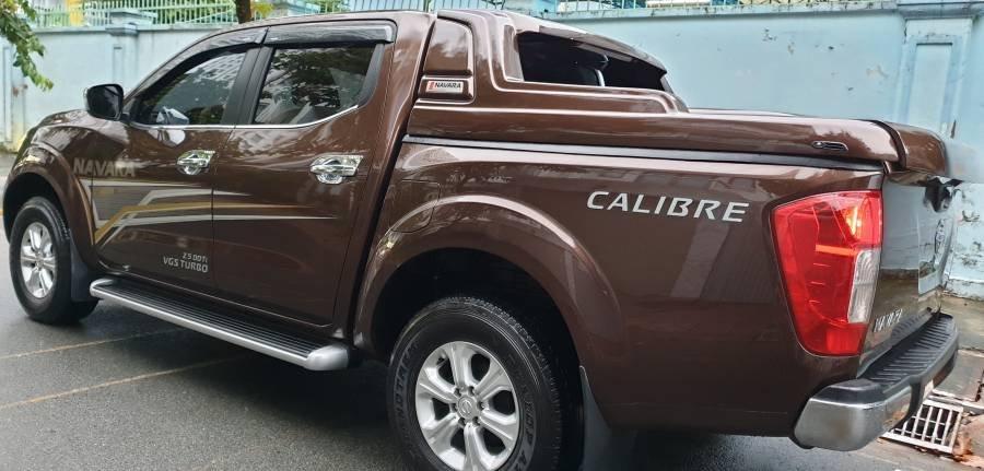 Chính chủ cần bán Nissan Navara Premium EL đời 2019, màu nâu (21)