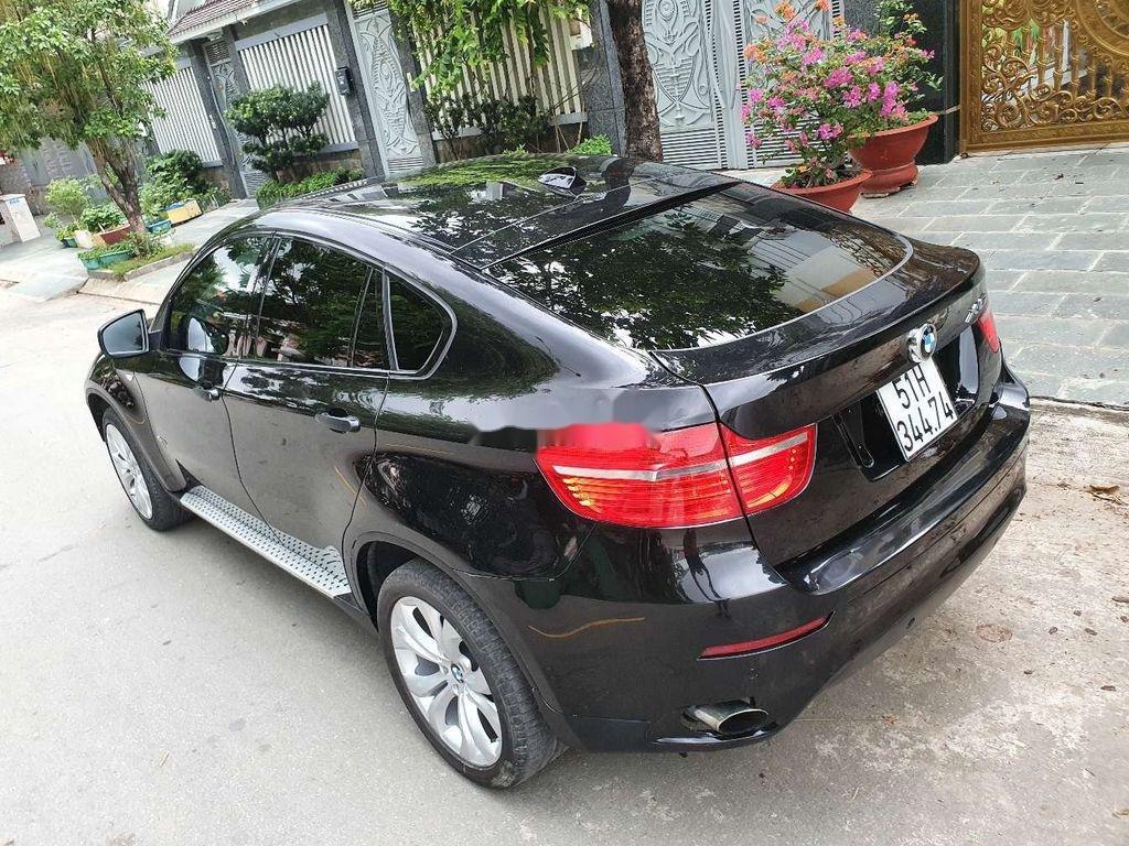 Cần bán xe BMW X6 2008, màu đen, nhập khẩu nguyên chiếc  (6)