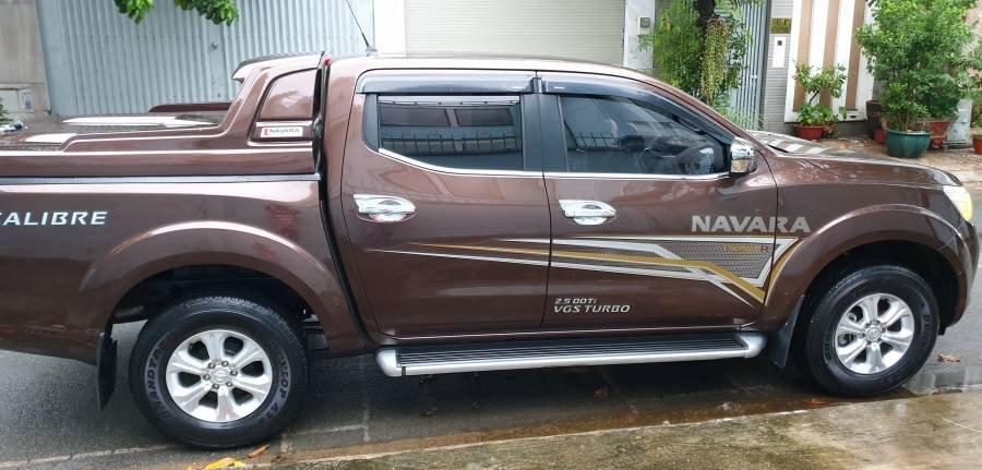 Chính chủ cần bán Nissan Navara Premium EL đời 2019, màu nâu (17)