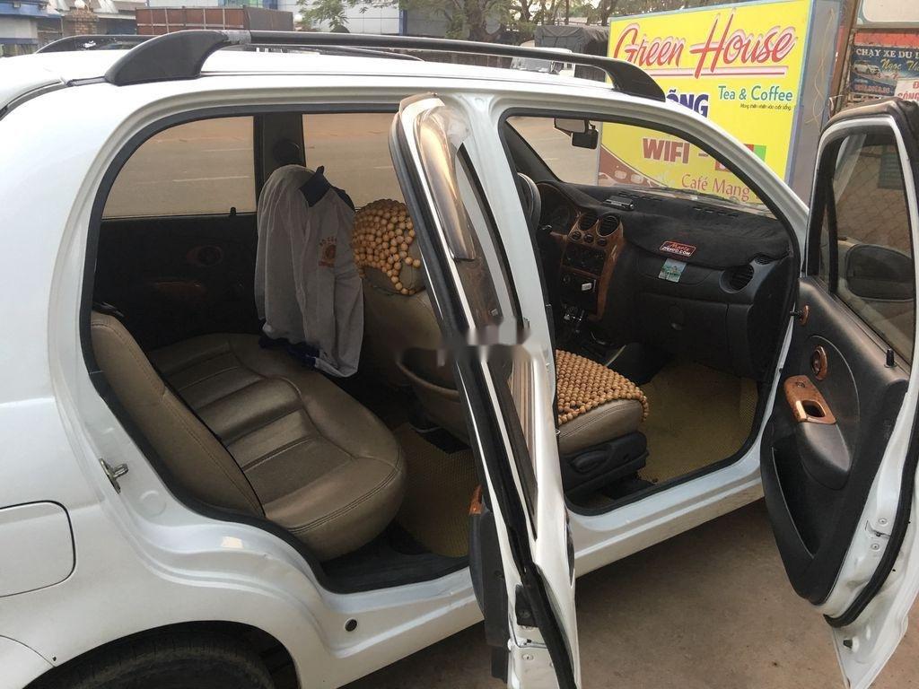 Bán ô tô Daewoo Matiz đời 2003, màu trắng (8)