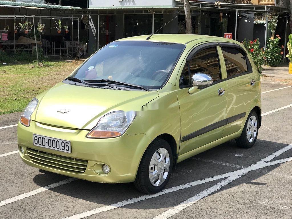 Bán Chevrolet Spark Van sản xuất năm 2011, giá chỉ 114 triệu (1)