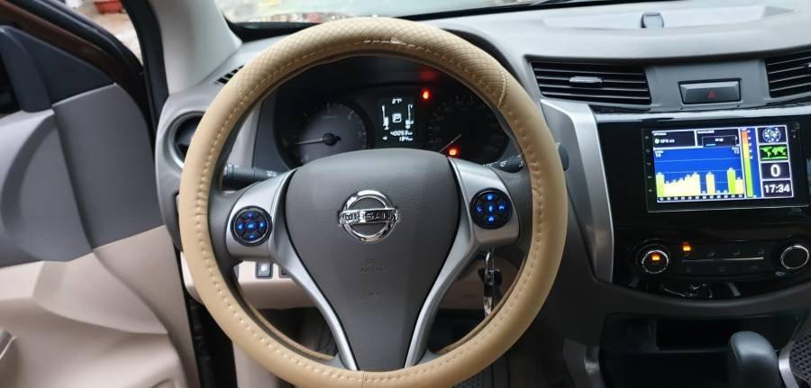 Chính chủ cần bán Nissan Navara Premium EL đời 2019, màu nâu (9)