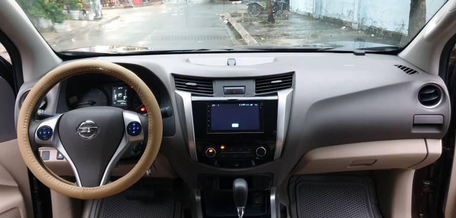 Chính chủ cần bán Nissan Navara Premium EL đời 2019, màu nâu (8)