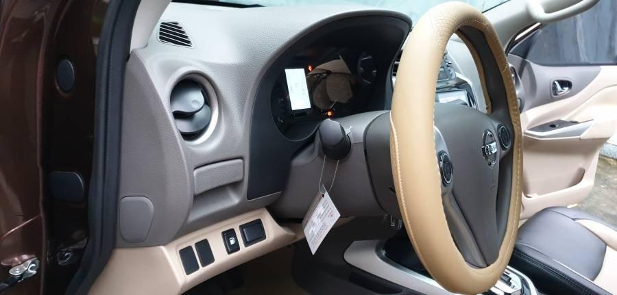 Chính chủ cần bán Nissan Navara Premium EL đời 2019, màu nâu (11)
