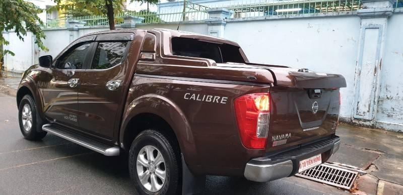 Cần bán gấp Nissan Navara EL Premium đời 2019, màu nâu, nhập khẩu nguyên chiếc   (11)