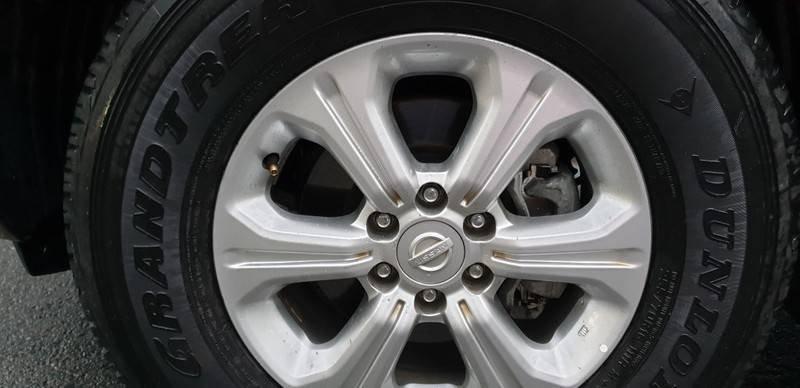 Cần bán gấp Nissan Navara EL Premium đời 2019, màu nâu, nhập khẩu nguyên chiếc   (21)