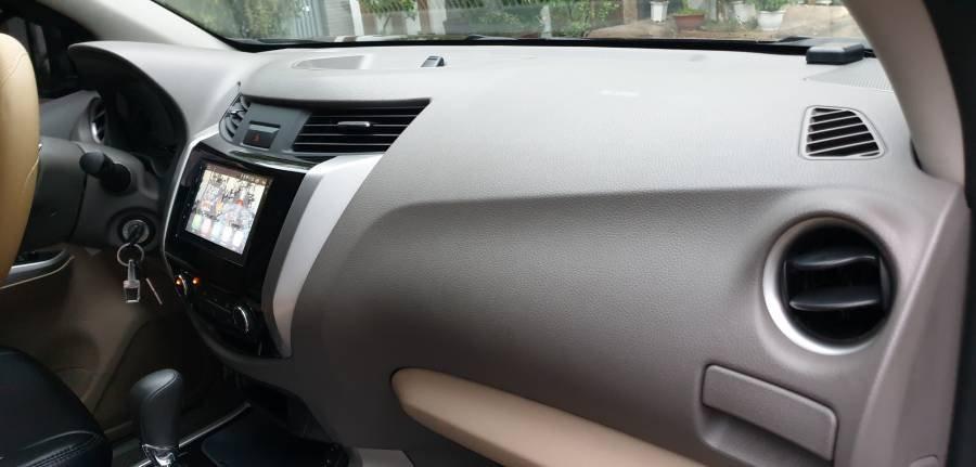 Chính chủ cần bán Nissan Navara Premium EL đời 2019, màu nâu (15)