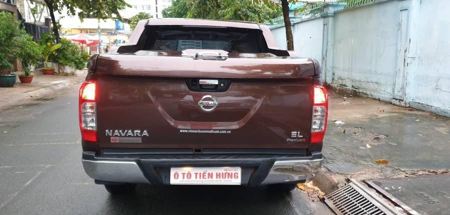 Chính chủ cần bán Nissan Navara Premium EL đời 2019, màu nâu (25)