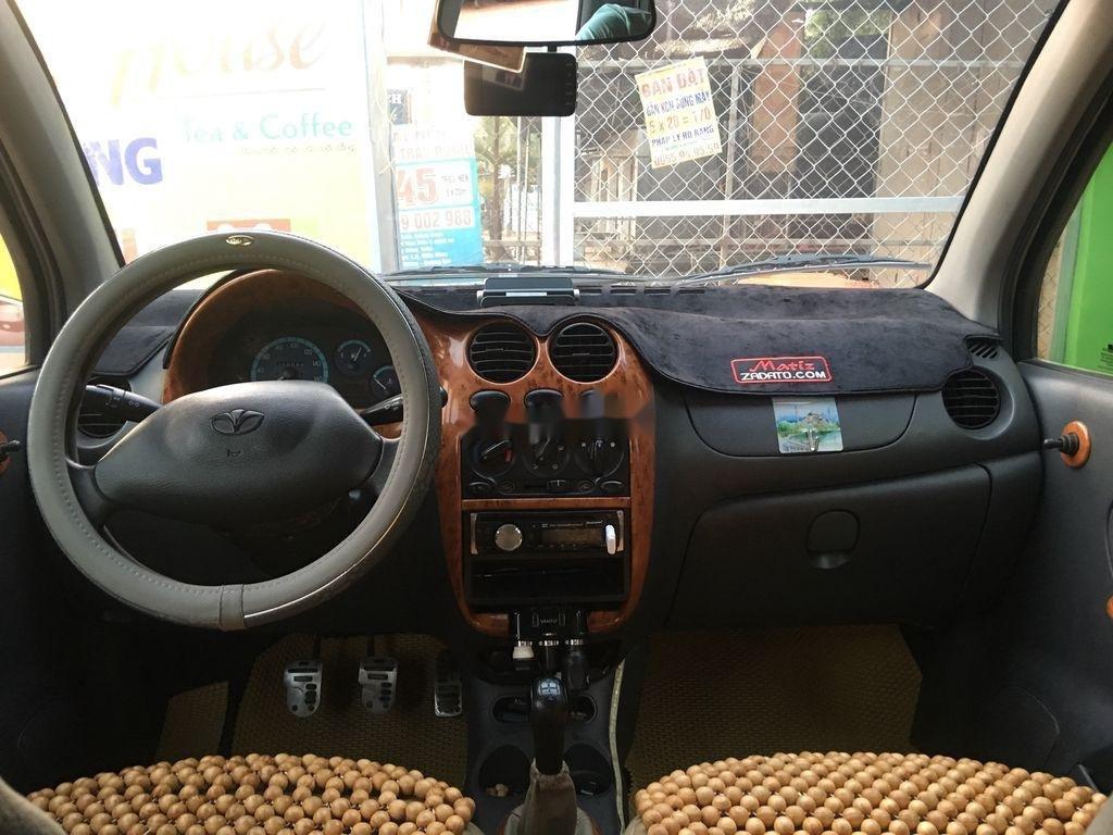 Bán ô tô Daewoo Matiz đời 2003, màu trắng (3)