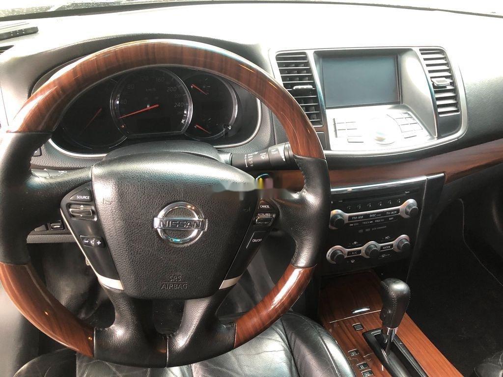 Bán Nissan Teana 2009, màu trắng, nhập khẩu nguyên chiếc, giá chỉ 355 triệu (7)