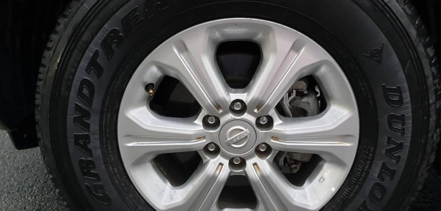 Chính chủ cần bán Nissan Navara Premium EL đời 2019, màu nâu (4)
