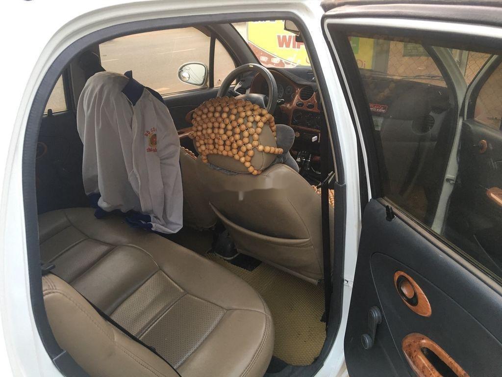 Bán ô tô Daewoo Matiz đời 2003, màu trắng (7)