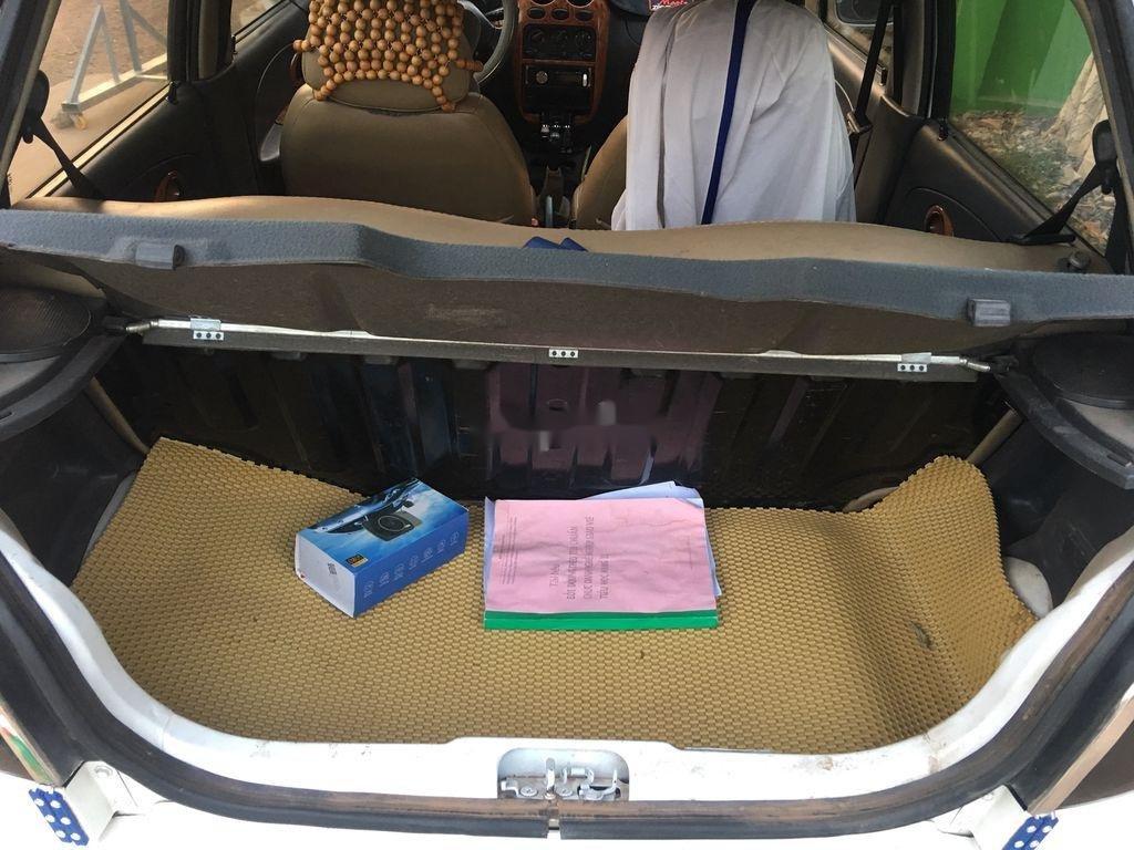 Bán ô tô Daewoo Matiz đời 2003, màu trắng (6)