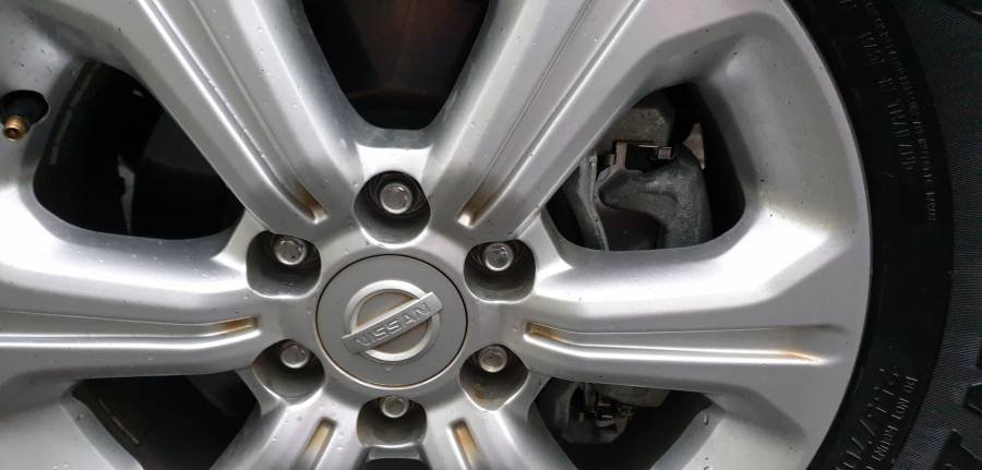 Chính chủ cần bán Nissan Navara Premium EL đời 2019, màu nâu (5)