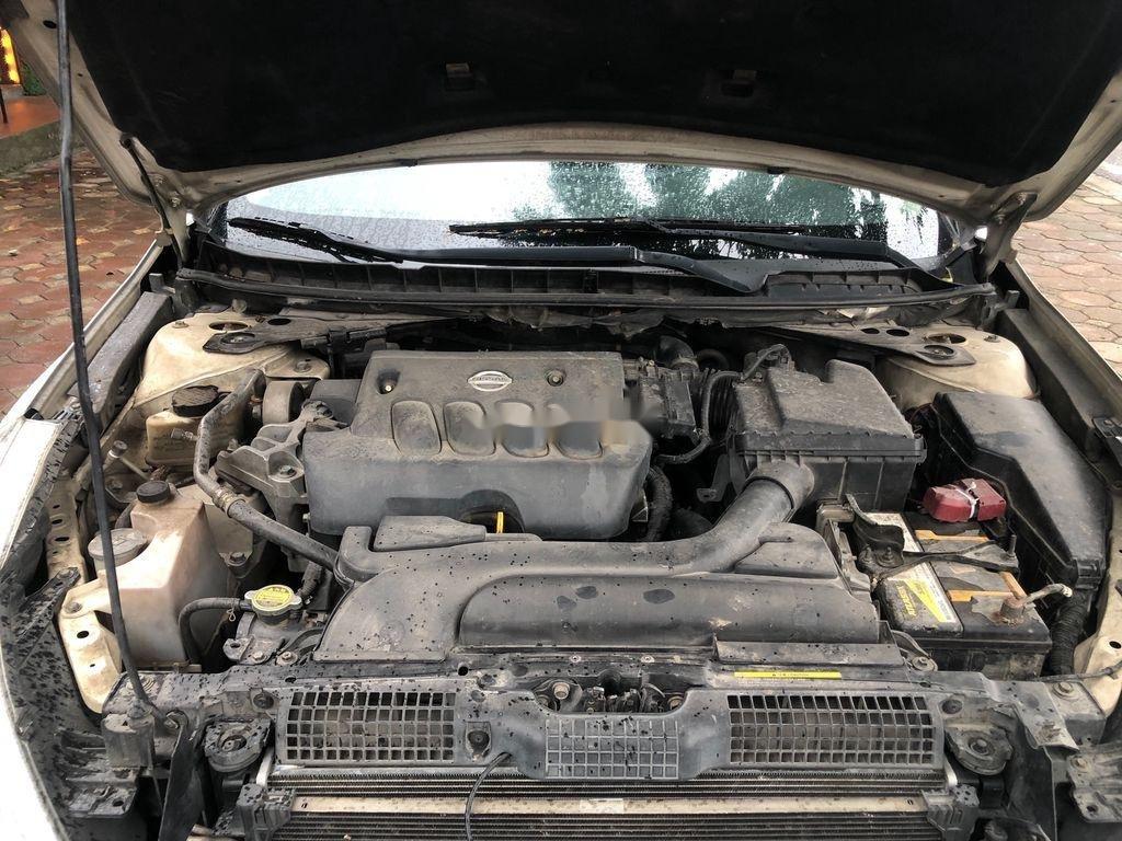 Bán Nissan Teana 2009, màu trắng, nhập khẩu nguyên chiếc, giá chỉ 355 triệu (4)