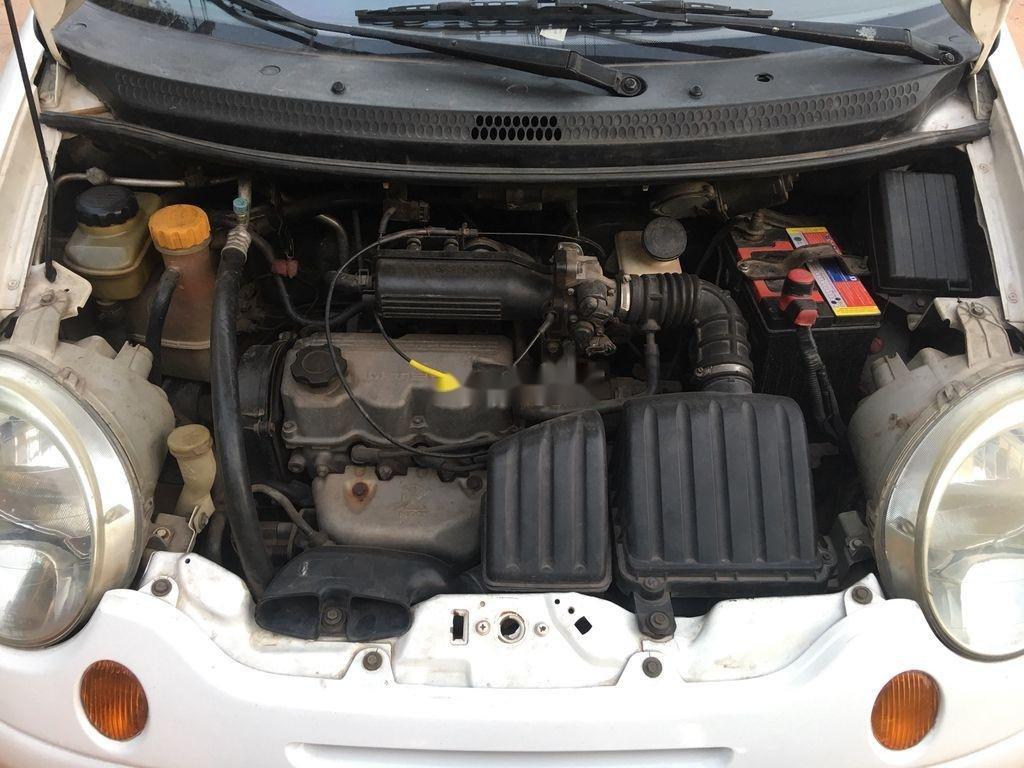 Bán ô tô Daewoo Matiz đời 2003, màu trắng (11)