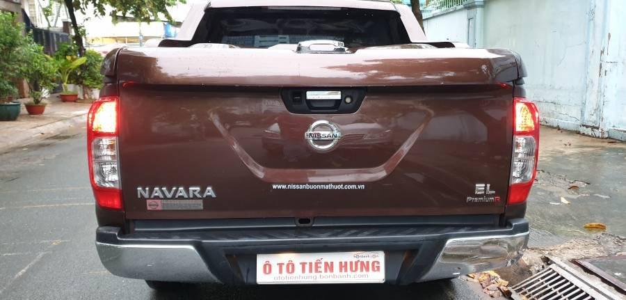 Chính chủ cần bán Nissan Navara Premium EL đời 2019, màu nâu (24)