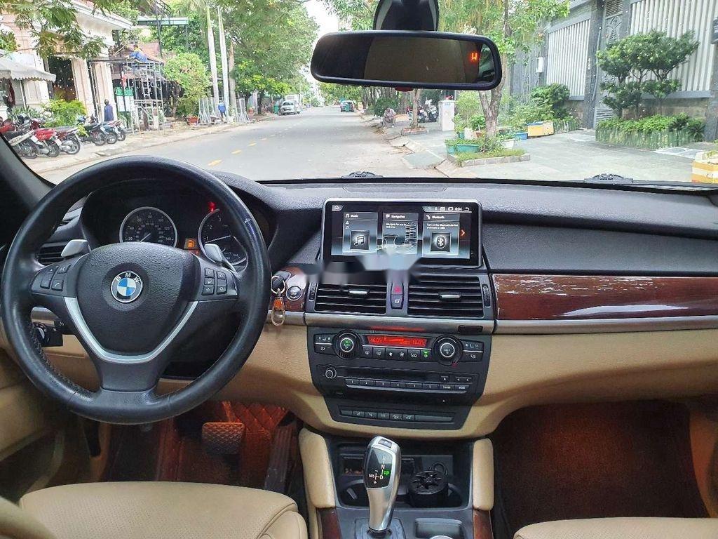 Cần bán xe BMW X6 2008, màu đen, nhập khẩu nguyên chiếc  (10)