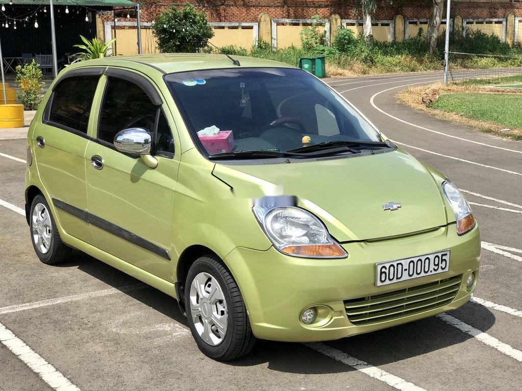 Bán Chevrolet Spark Van sản xuất năm 2011, giá chỉ 114 triệu (2)