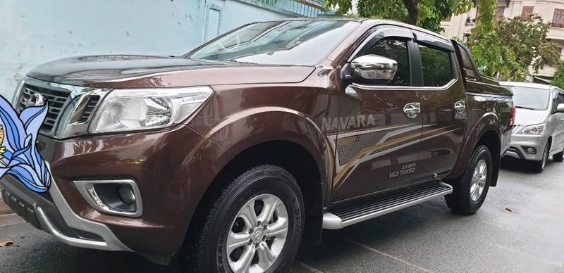 Cần bán gấp Nissan Navara EL Premium đời 2019, màu nâu, nhập khẩu nguyên chiếc   (3)